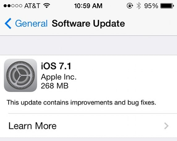 Has iOS 7.1 broken or fixed your iOS device? TUAW wants to know!