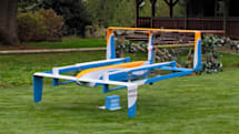 Amazon teams up with the UK to make drone delivery a reality