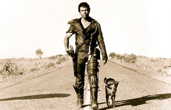 Work on Mad Max continues, game still a ways off