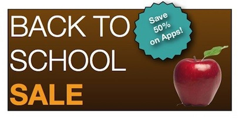 Schools: Get your discount at the App Store (some day)