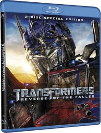 Transformers 2 tops chart, best selling Blu-ray of all time?