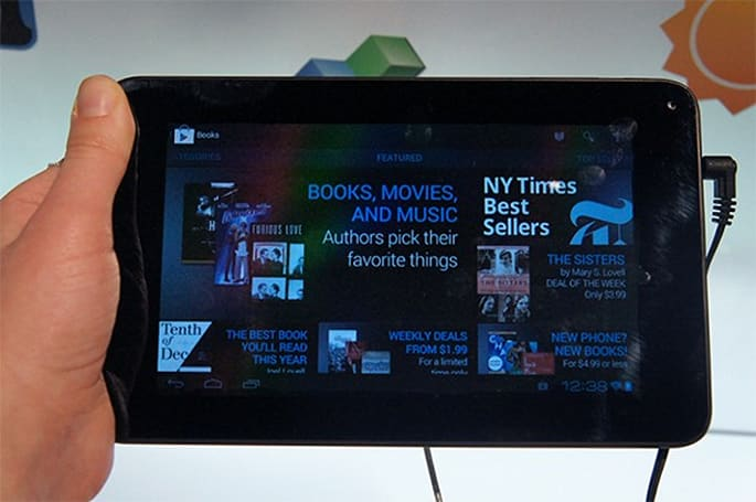 Hands-on with the MID7065, Coby's first tablet with Google Play on board