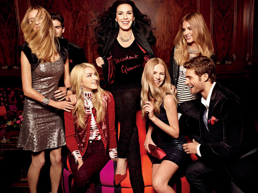Exclusive: Banana Republic and L'Wren Scott announce limited-edition collection for the holidays