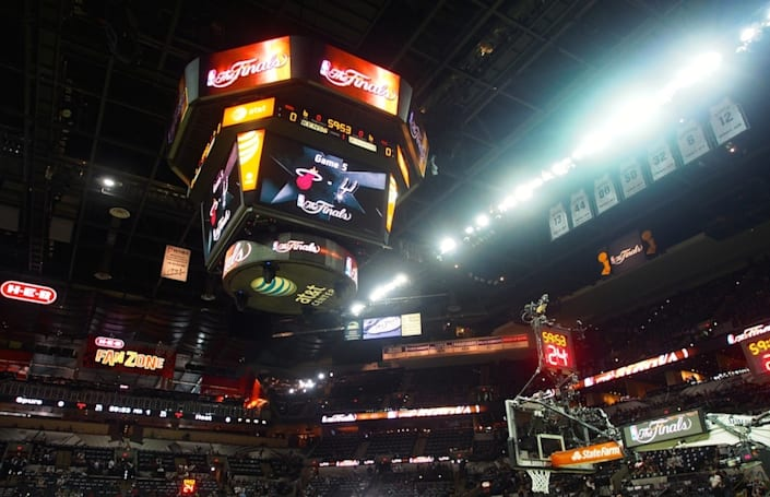 Inside Game 5 of the 2014 NBA Finals