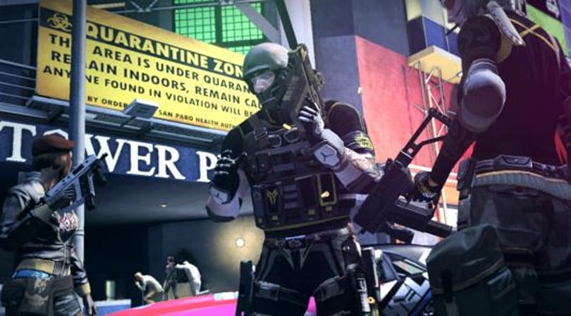 APB Reloaded offers more gun-borne pathogens to players