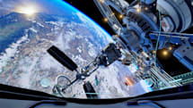 HTC Vive owners can finally face the void in 'Adr1ft'