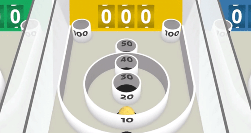 Google's Roll It Chrome Experiment brings skee ball to your phone and browser