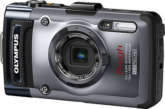 Olympus TG-1 iHS Tough leaks out at Best Buy, brings OLED to the rugged camera party