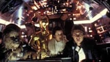 Star Wars HD for Sky on New Years Day