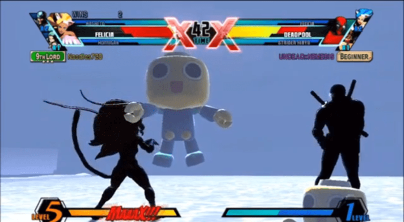 Welcome to UMvC3's Reverse World