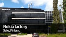 Nokia furloughing up to 20 percent of employees at only Finnish factory