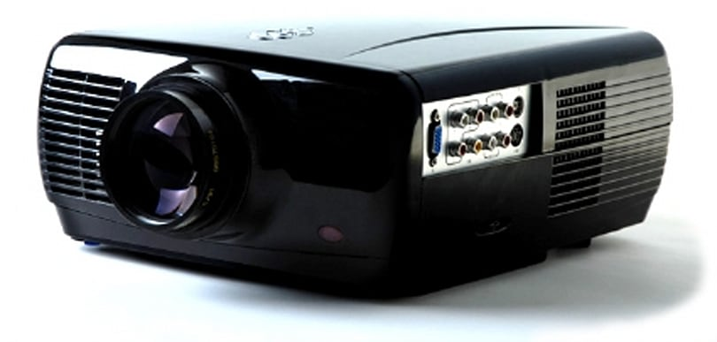 New Lumenlab 1000 lumens projector on the cheap
