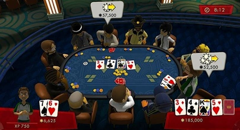Full House Poker is 2011's best-selling XBLA game (so far)