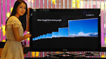 Samsung's new plasmas will do 3D for much cheaper - Update: $989 for 50-inch 720p