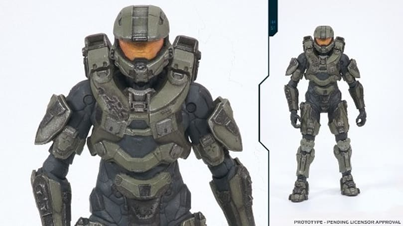 Halo 4's Master Chief steps boldly into the physical realm