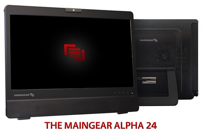 Maingear announces Alpha 24 Super Stock AIO: NVIDIA graphics and Ivy Bridge power for $1,349 and up