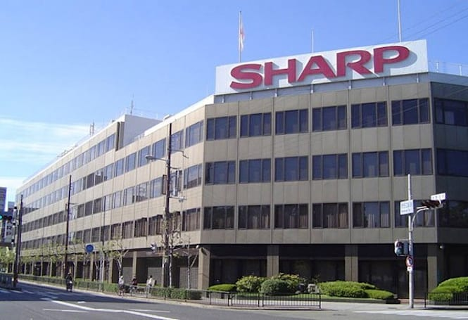 Sharp expects to post $1.94 billion operating loss for the year, score a meager Q2 operating profit