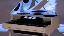 Baby Grand Master piano packs full-blown sound system