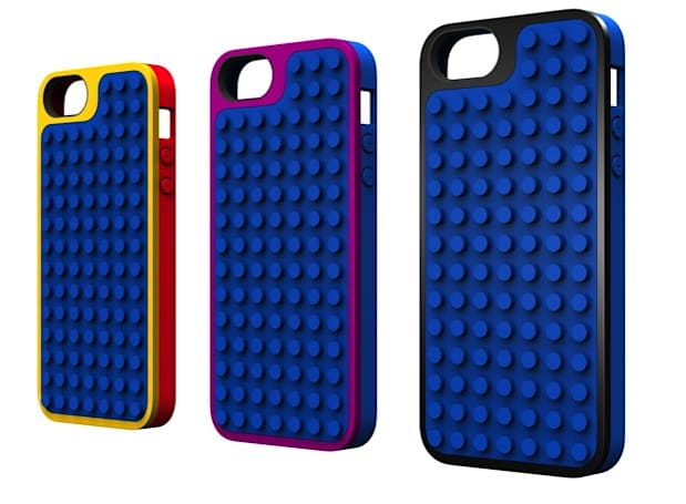 Belkin signs licensing deal with Lego, encourages you to brick your phone