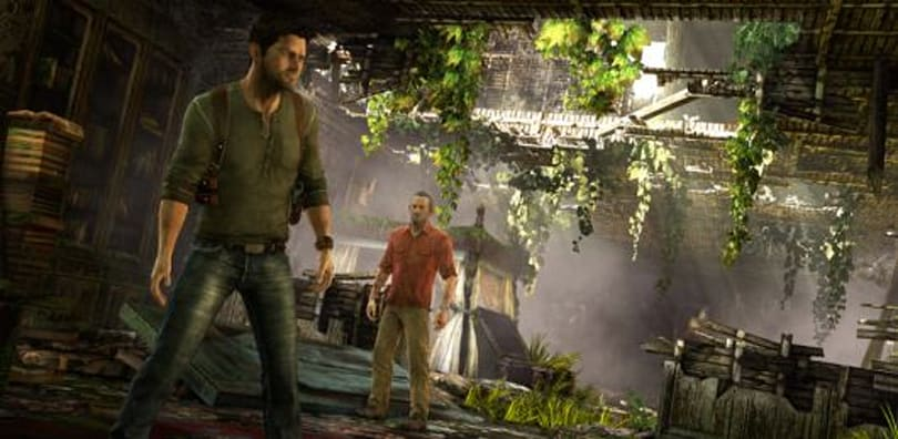 Uncharted 3 interview: The difference with Drake