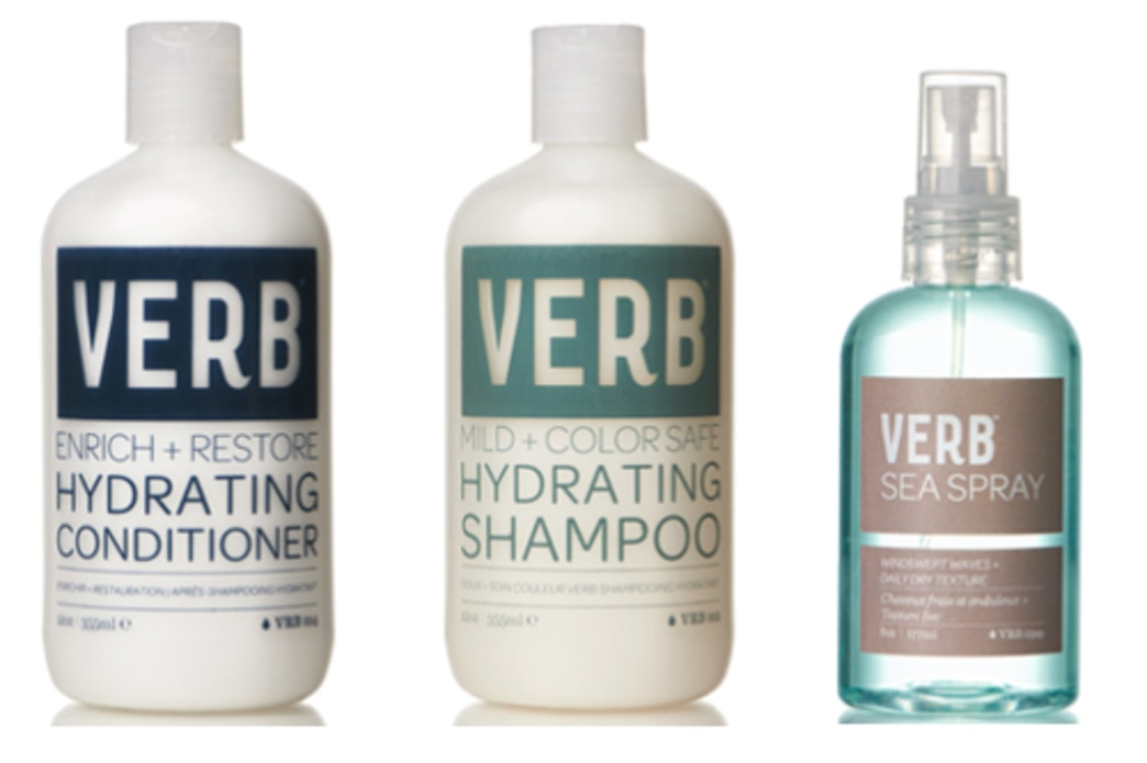 Enter to win VERB Hydrating hair products!