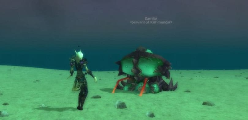 Mists of Pandaria beta: Who needs Frostmourne when you've got Lobstmourne?