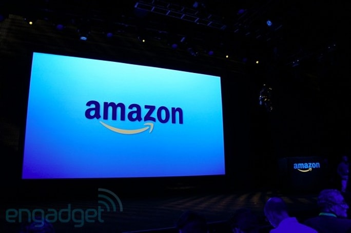 Live from Amazon's tablet event in NYC!