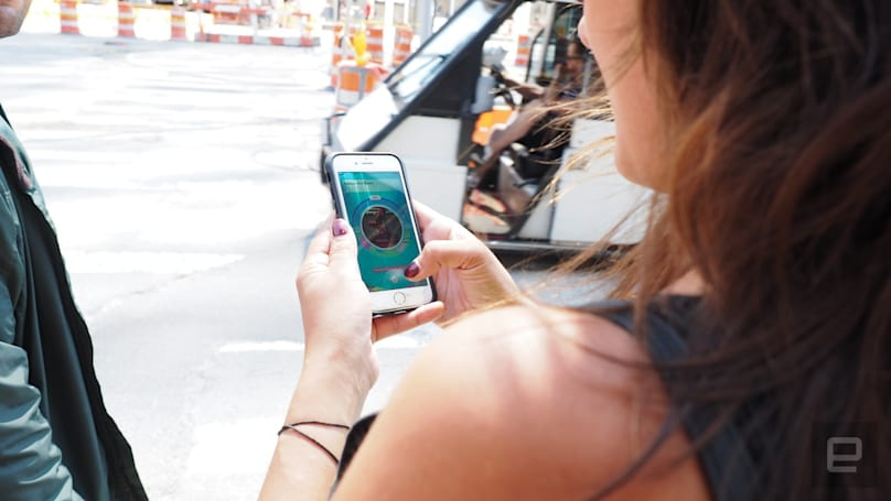 'Pokémon Go' sponsored locations will let brands in on the fun