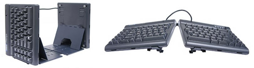 Kinesis makes its keyboards even more ergonomic with new accessories