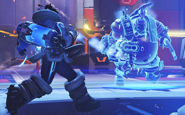 'Overwatch' Competitive Play mode launches on PCs today