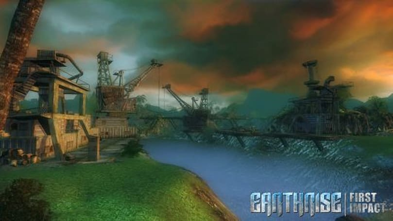 New Earthrise: First Impact screenshots unveiled