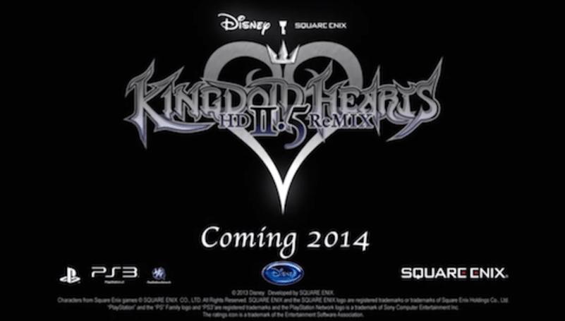 Square Enix polling Kingdom Hearts fans about series past, future