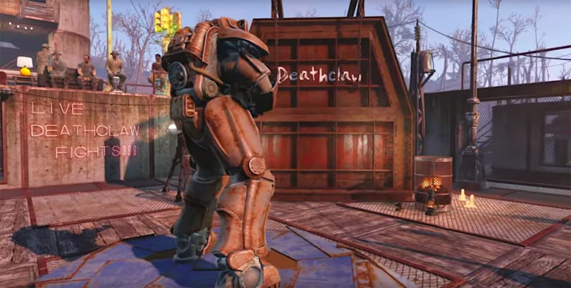Make your own creature feature in Fallout 4's 'Wasteland Workshop'