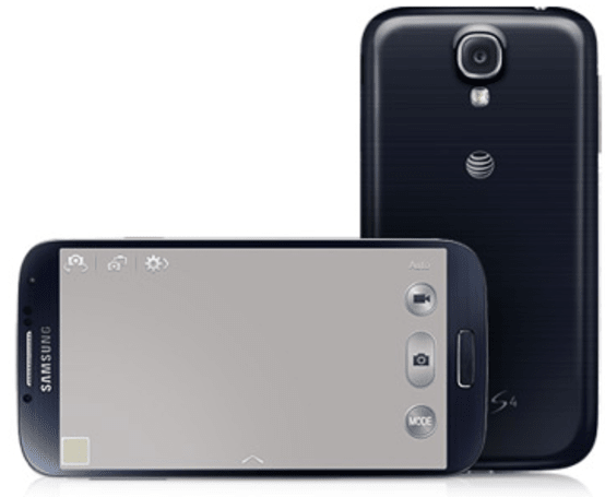 Samsung Galaxy S 4 coming to AT&T stores April 27th, pre-orders arrive April 25th