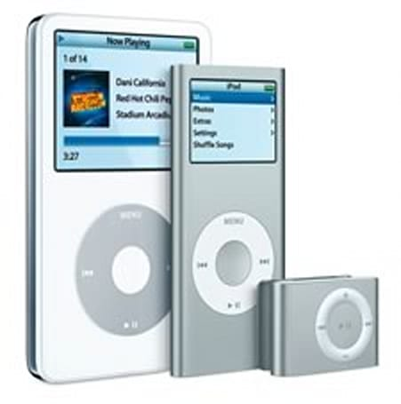 Giving into iPod