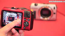 Canon EOS M video shows off touchscreen UI, accessories, color variants (updated: link to sample images)