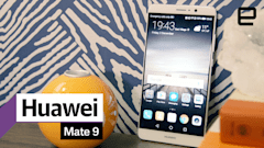 The Huawei Mate 9 stands out with long battery life and a little AI