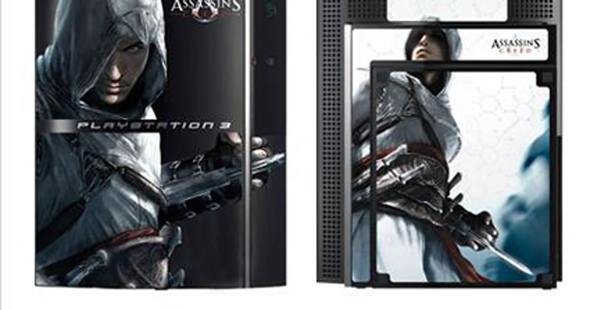 Assassin's Creed PS3 skin only at Gamestop
