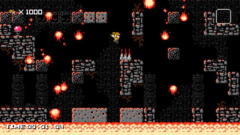 1,001 Spikes also coming to 3DS, Wii U on June 3 - with a catch