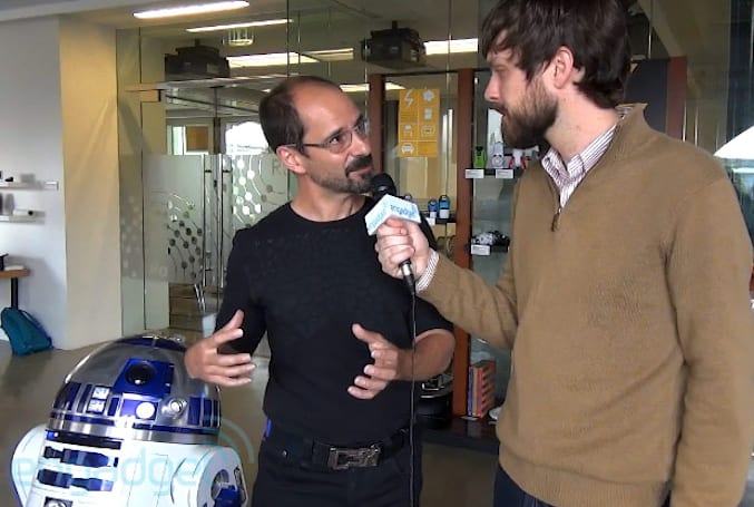 The Engadget Interview: Mark Setrakian of Syfy's Robot Combat League (video)