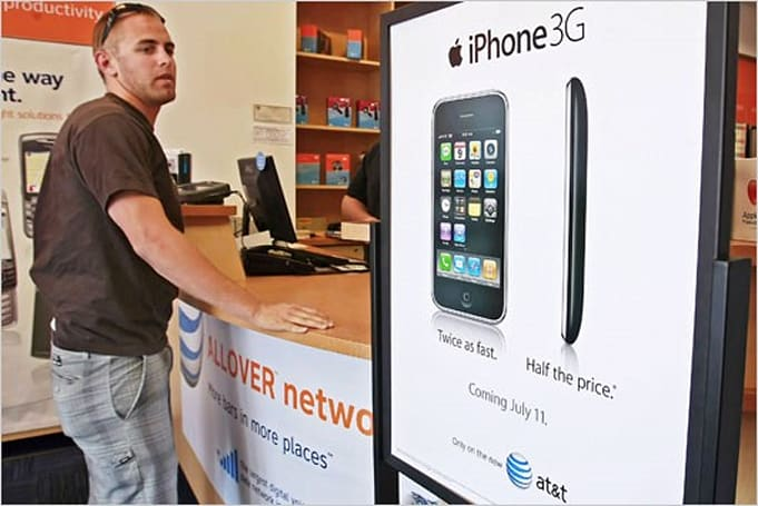 AT&T considering cheaper iPhone plans?
