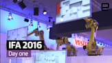 IFA 2016 day one wrap-up