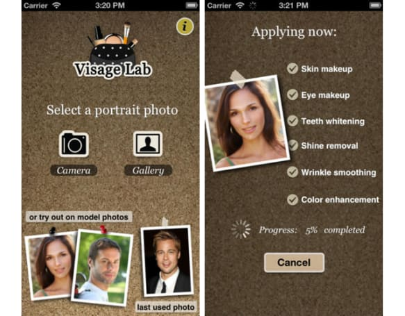 Daily App: Visage Lab is your virtual makeup artist for blemish-free photos