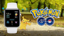 'Pokémon Go' is available right now on the Apple Watch
