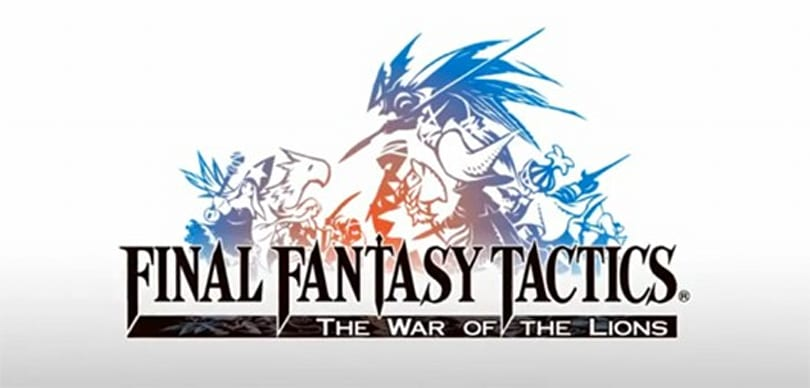 Final Fantasy Tactics: The War of the Lions advances to PSN this week
