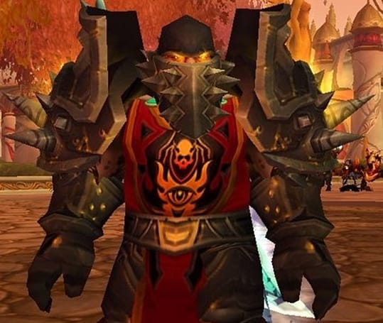 WoW Insider and WoW TCG Loot give away a Tabard of Flame