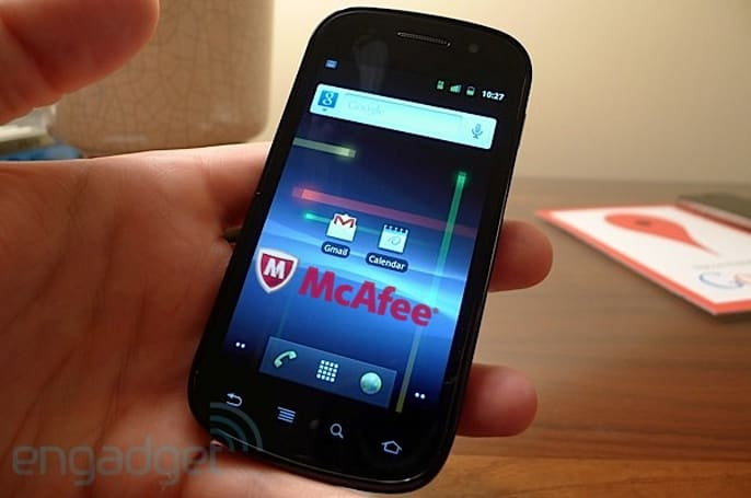 McAfee updates Mobile Security to 2.0, keeps you protected on the go (video)