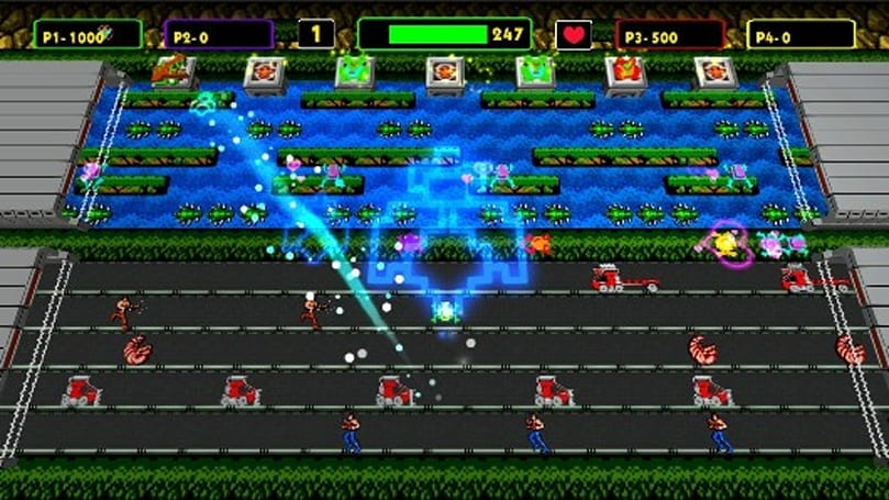 Frogger: Hyper Arcade Edition out on July 10
