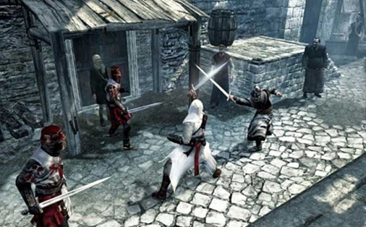 PS3 Assassin's Creed patch coming soon