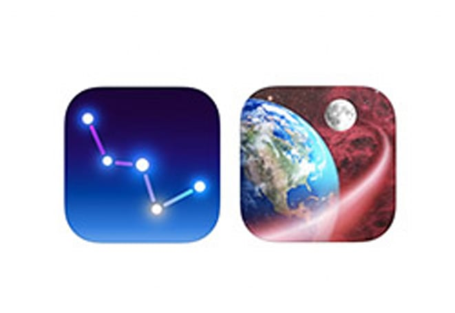 Two great astronomy apps for your holiday stargazing